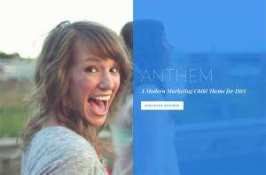 ANTHEM Divi Child Theme